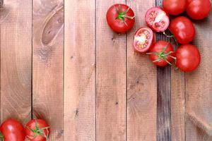 tomate cherry foto