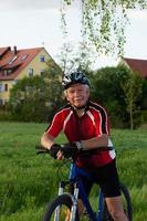 ciclista foto