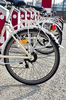 bike sharing photo