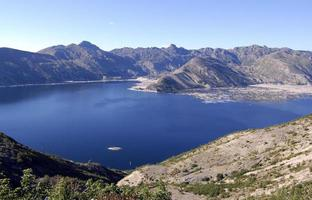 Spirit Lake, Mount St. Helens photo