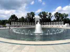 WWII Atlantic Fountains