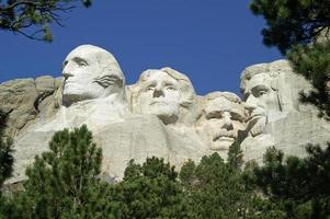 Mount Rushmore National Memorial photo