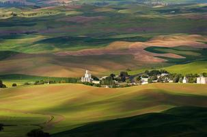 Steptoe Butte State Park. photo