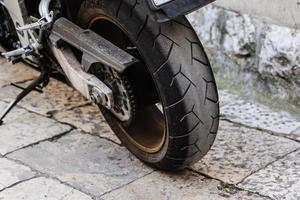 rear wheel photo