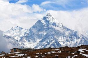 Ama Dablam Mount, Nepal photo