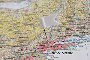 destino: nueva york