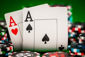 chips and two aces photo