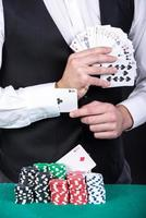 póker foto