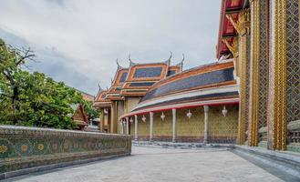 Wat Phra Kaew in Bangkok - Temple of Emerald Buddha