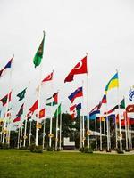 banderas internacionales foto