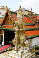 Giant in Wat Phra Kaeo,Thailand.