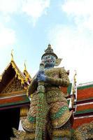 Wat Pha Keaw (Temple) photo