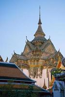 Wat Po Bangkok Tailandia