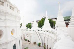 Temple in Bangkok,  Thailand