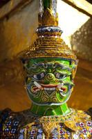 the demon guardian, Bangkok photo