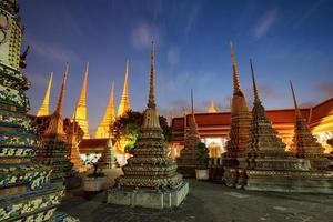 Wat Pho in Bangkok, Thailand photo