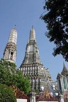 wat arun em bangkok, tailândia