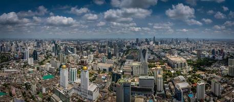 panorama van bangkok