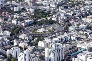 Aerial view from Victory Monument photo