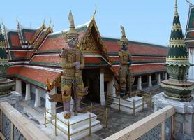 Grand Palace in Bankok photo