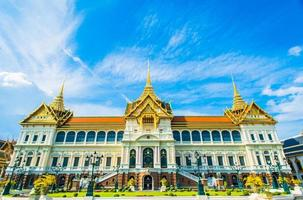 Grand Palace and Wat Phra Kaew Temple photo