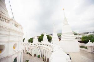Templo en Bangkok, Tailandia