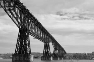 puente ferroviario poughkeepsie foto