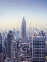 el edificio Empire State foto