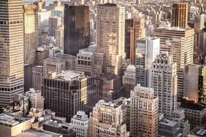 NYC Midtown Buildings photo