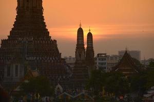 THAILAND BANGKOK WAT ARUN photo