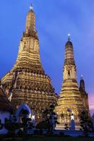 Wat Arun in Bangkok photo