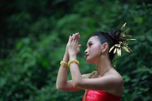 Dancer Thailand photo