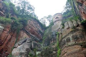 Leshan Giant Buddha photo