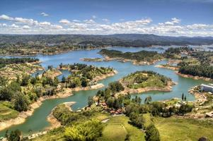 View over Guatape