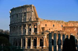 Coliseum Rome photo
