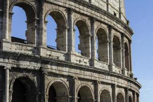 Colosseum in Rome photo