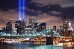 nueva york manhattan foto