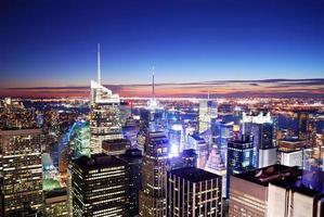 Times Square de Nueva York foto