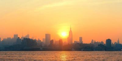 New York City skyscrapers photo