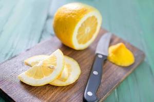 limón a bordo foto