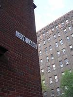 LOVE LANE sign photo