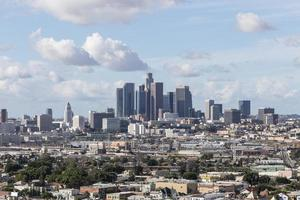 Downtown Los Angeles from Lincoln Heights photo