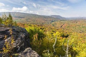 Colorful Catskills Viewpoint