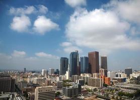 Los Angeles cityscape photo