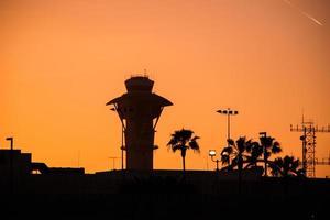 Torre de control foto