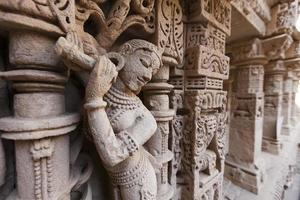 Rani Ki Vav Step Well photo