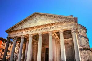 Pantheon in Rome photo