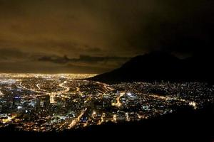 Stormy Cape Town photo