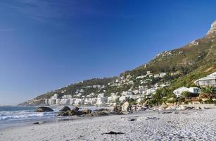 Clifton Beach - cidade do cabo, sul