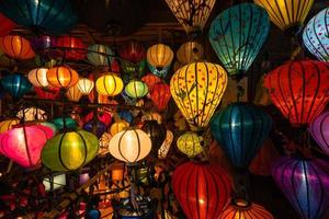 Traditional lamps photo